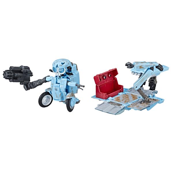 Игрушка HASBRO TRANSFORMERS 5 Autobot Sqweeks (C0887 C2403) фото 1 a764fba8b1f90