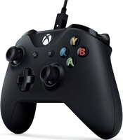 Геймпад Microsoft Xbox One Controller + Cable for Windows (4N6-00002)