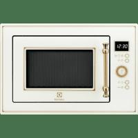 Встраиваемая микроволновая печь Electrolux EMT25203OC cream