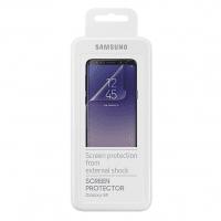 Защитная плёнка Samsung для Galaxy S9 (G960) Screen Protector Transparent