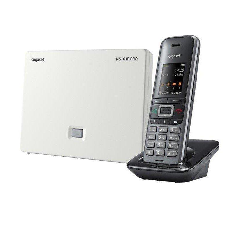 5539eafd3f629 ≡ Комплект DECT Gigaset S650 IP PRO bundle – купить в Киеве | цены ...