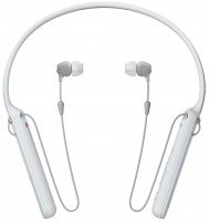 Навушники Bluetooth Sony WIC400 White