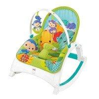 Портативное кресло-качалка Fisher-Price Растем вместе (CMR10)