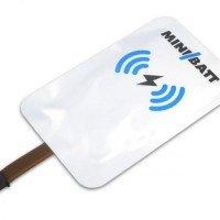 Приемная плата для беспроводной зарядки Minibatt Micro USB