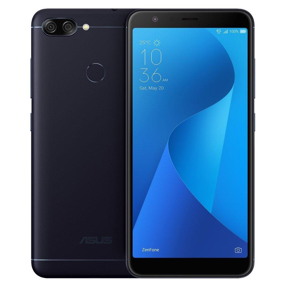 Смартфон Asus ZenFone Max Plus (M1) (ZB570TL-4A023WW) DS Black фото 1