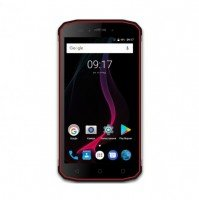 Смартфон Sigma X-treme PQ51 Black/Red