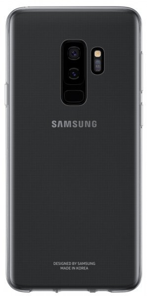 Купить Чехол Samsung для Galaxy S9 G960 Clear Cover Transparent