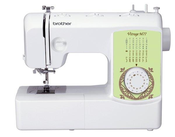 Купить Швейные машинки, Швейная машина Brother Vitrage M77