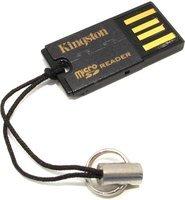 Кардрідер KINGSTON MicroSD Reader Gen 2