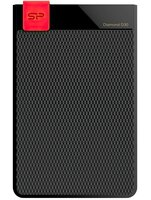 "Жесткий диск SILICON POWER 2.5"" USB 3.1 Diamond D30 1TB Black (SP010TBPHDD3SS3K)"