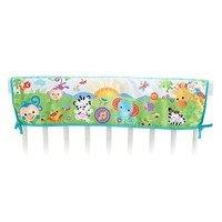 Игровая панель для детской кровати Fisher-Price Джунгли (CHG19)