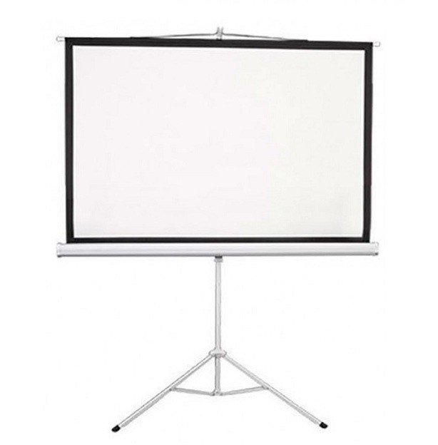 """Екран на тринозі 2E 4: 3, 100"""" (2.0х1.5 м) фото1"""