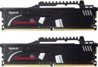Память для ПК APACER KIT DDR4 2800 32GB (2x16GB) Commando (EK.32GAW.GFAK2)