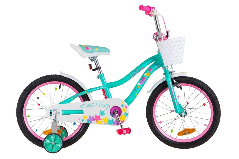 ≡ Велосипед Formula Alicia 14G (2018) 18