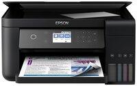 МФУ струйное Epson L6160 Фабрика печати c WI-FI (C11CG21404)