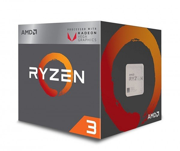 Купить Процессор AMD Ryzen 3 2200G 3.5GHz/4MB (YD2200C5FBBOX)