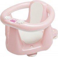 Сидіння для купання OK Baby FLIPPER EVOLUTION рожевий (37995435)