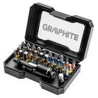 Набор бит Graphite 32 шт. (56H608)