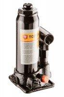 Домкрат гидравлический бутылочный 2т, 180-345мм, TOPEX 97X032