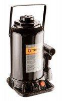 Домкрат гидравлический бутылочный 20т, 240-450мм, TOPEX 97X043