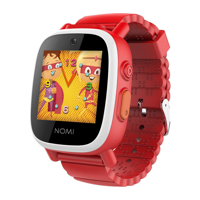 ≡ Детские смарт-часы Nomi Kids Heroes W2 Red (340944 ) – купить в ... eb35be6320ad2