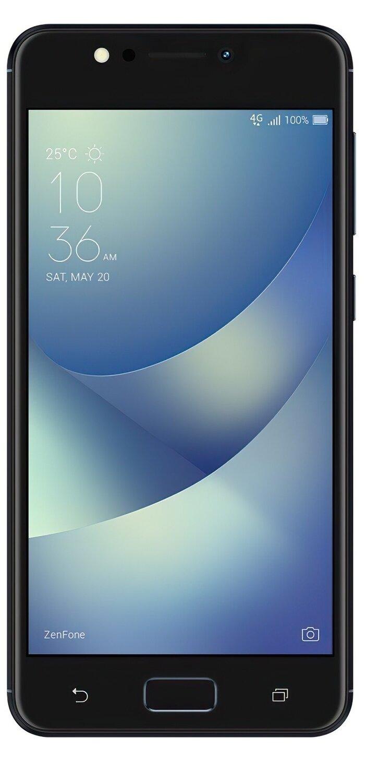 Смартфон Asus ZenFone 4 Max (ZC520KL-4A045WW) DS Black фото 1