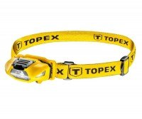 Фонарь налобный Topex 94W390 (94W390)