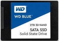 """SSD накопитель WD Blue 2TB 2.5"""" SATAIII (WDS200T2B0A)"""
