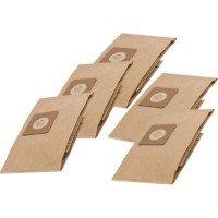 Фильтр бумажный для пылесоса Bosch 5шт. (2609256F32)