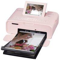 Фотопринтер Canon SELPHY CP-1300 Pink (2236C011)