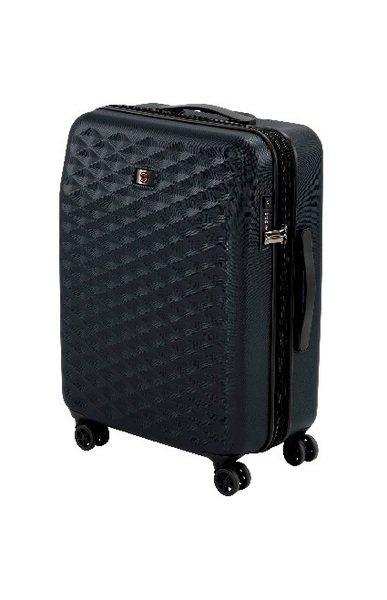Купить Комплект чемоданов Wenger Lumen 4 колеса 20-24-28 3шт. Black