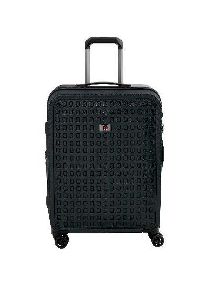 Купить Комплект чемоданов Wenger Matrix 4 колеса 20-24-28 3шт. Black