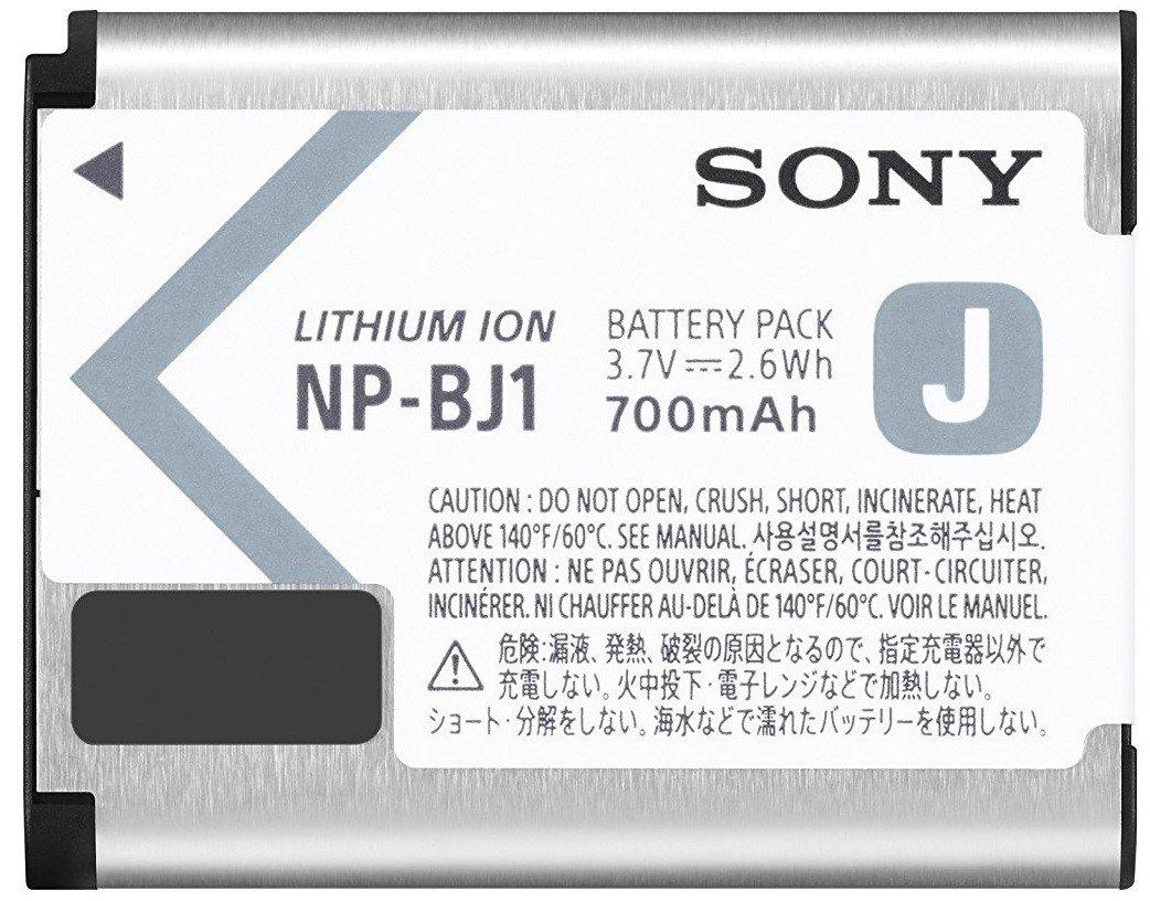 Аккумулятор Sony NP-BJ1 для RX0, RX0 II (NPBJ1.CE) фото