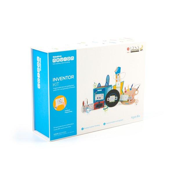 Купить Конструктор модульной электроники Neuron Inventor Kit от Makeblock