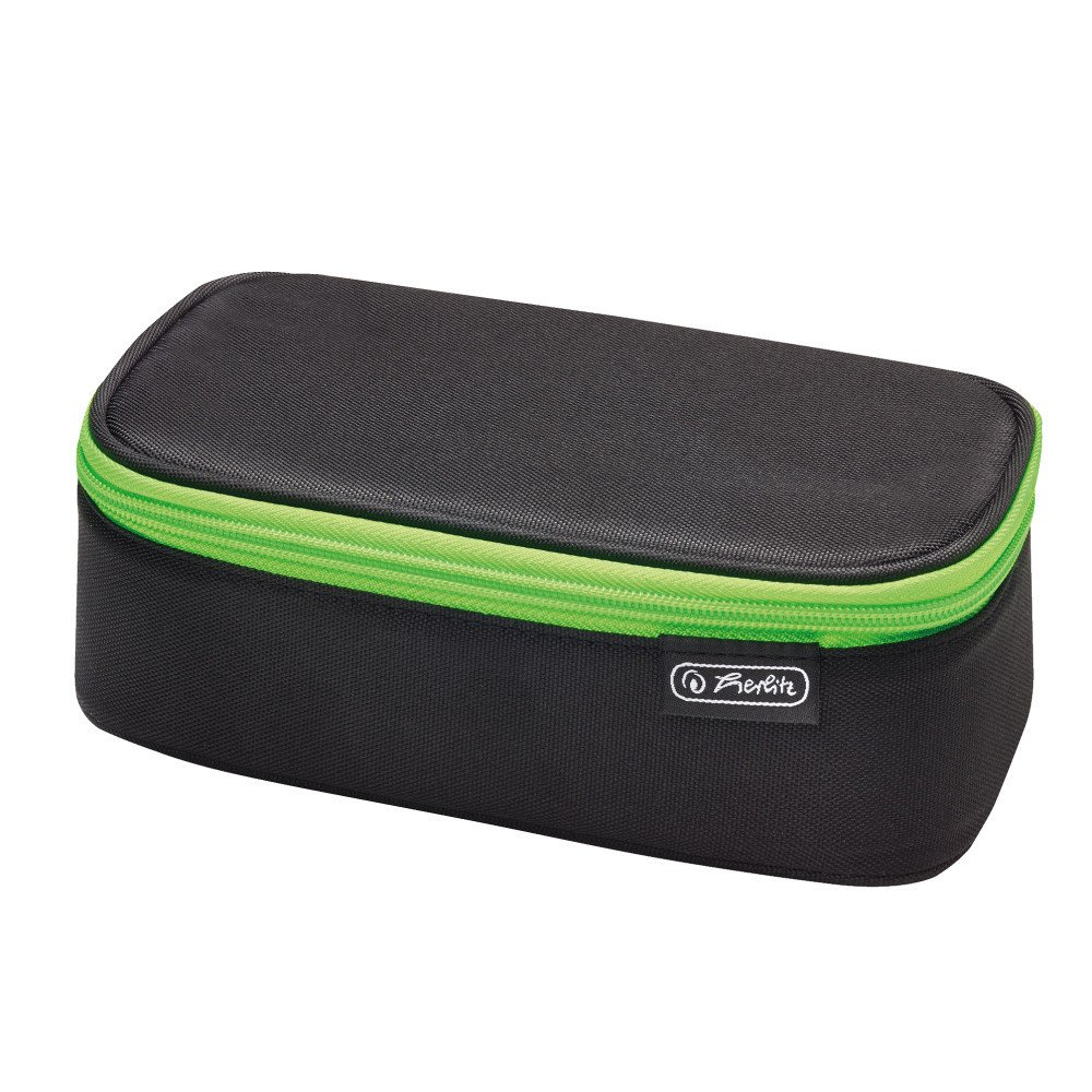 Пенал Herlitz Be.Bag BEAT Beat Box Black(50015238) фото
