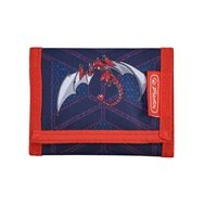 Кошелек детский Herlitz Portmone Robo Dragon Red(50014651R)