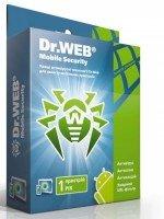 Антивирус Dr.Web Mobile Security Base 12 месяцев на 1устройство акция электронная лицензия (LHM-AA-12M-1-A3_акция)