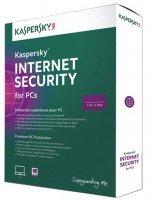 Антивирус Kaspersky Internet Security 2015 12 месяцев 1 ПК ключ