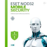 Антивірус Eset NOD32 Mobile Security 1год/1устройство