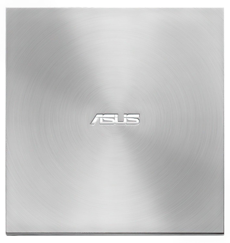 Зовнішній оптичний привід ASUS DVD ± R/RW USB 2.0 ZenDrive U7M Silver фото1