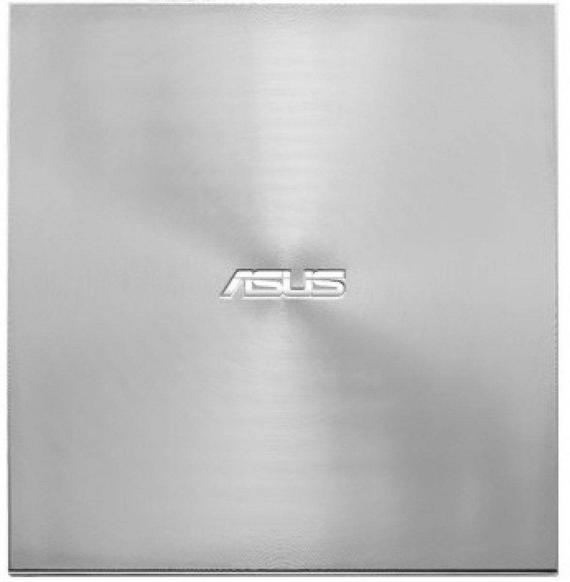 Зовнішній оптичний привід ASUS DVD ± R/RW USB 2.0 ZenDrive U9M Silver фото1