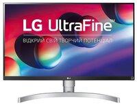 <p>Монітор 27'' LG UltraFine 27UK650-W</p>