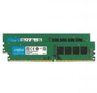 Память для ПК CRUCIAL Micron DDR4 2666 16GB (8GBx2) KIT (CT2K8G4DFS8266)