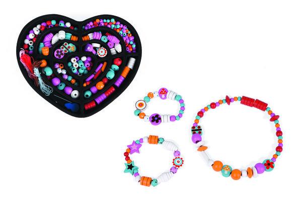 Купить Набор для творчества Janod Бусы и браслеты. Фея (J06676)