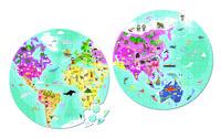 Пазл двухсторонний Janod Наша планета (J02926)