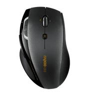 Миша RAPOO 7800p wireless лазерна, сіра (шістьдесят одна тисячі вісімсот сімдесят чотири)