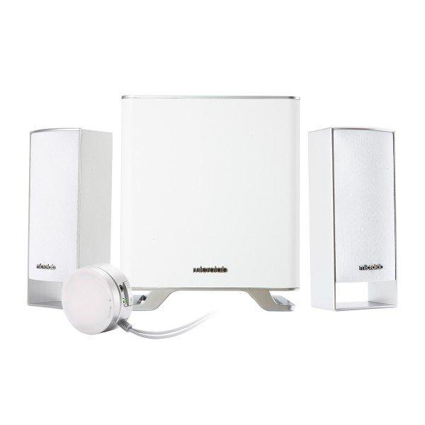 Купить Компьютерная акустика, Акустическаясистема2.1MICROLABM-600White (M-600)