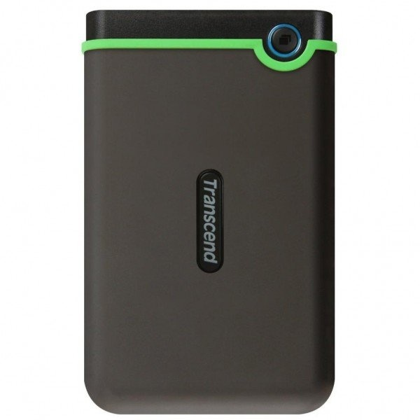 Купить Жесткий диск TRANSCEND 2.5 StoreJet USB 3.0 StoreJet 500GB Iron Gray Slim (TS500GSJ25M3S)