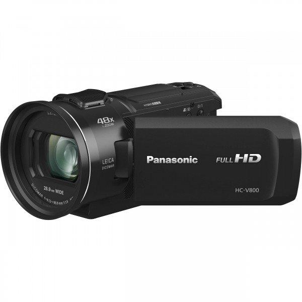 Купить Видеокамера PANASONIC HC-V800 Black (HC-V800EE-K)