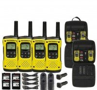 Рация Motorola ТLKR T92 H20 TWIN PACK Yellow